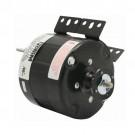 "ROTOM R1-R123 - 3.3"" Refrigeration Motor - Hubless - Two U brackets - 1/70HP - 115V - 0.50A - 1 Speed - 1550 RPM - CW Rotation"