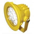 RAB Design DL-LED24W-LH - 24 Watt - LED Dock Light - 1920 Lumens - 4000K Cool White - 120 Volt - Yellow Finish