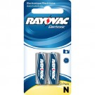 Rayovac KE810-2ZM - Alkaline Battery - 1.5 Volt - For Keyless Entry and Remote Controls - N Size - 2 Pack