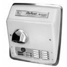AirMax DXRM54-Q973 - Hand Dryer - 208-230V - Stainless Steel Brushed - The High Speed and Heavy Duty Hand Dryers