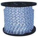 1/2 in. - LED - Cool White - Rope Light - 2 Wire - 120V - 150 ft. Spool - Clear Tubing with Cool White LEDs - IFLC-18-W