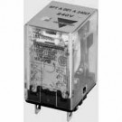 Carlo Gavazzi RPYA002A24L - Industrial Relay Type RPY 2 DPDT 8 Pin 10Amp - 24V AC Coil - LED Indication
