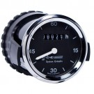 Intermatic RZ52DHU - Vibratory Hour Meter - 71mm Round Rubber Damped Flush Mount - Horiztonal Installation