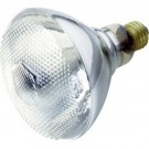 Satco S4753 - 100 Watt - BR38 Incandescent - Clear Heat - 5000 Average rated Hours - Medium base - 120V - 12 Packs