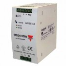 Carlo Gavazzi SPD241201N - DIN Rail Mount Power Supply - Single Phase - 115/230VAC Input  - Output 24VDC - 5A / 120W