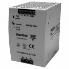 Carlo Gavazzi SPD242401 - DIN Rail Mount Power Supply - Single Phase - 115/230VAC Input  - Output 24VDC - 10A / 240W