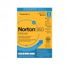 Norton 360 Deluxe (PC/Mac) - 3 Devices - 1-Year Subscription w/Auto Renewal