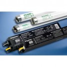 Sylvania 51418 QHE 4X32T8/UNV PSN-SC-B 4 Lamps 32WT8 Programmed Rapid Start - NBF - 120-277V - 10PACK
