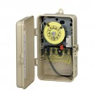 Intermatic T104P201 - Pool and Spa Mechanical Controls - DPST Time Switch In Plastic Enclosure