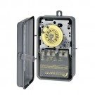 Intermatic T171CR - SPST 24 Hour 125-Volt Time Switch with 3R Steel Case