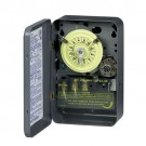 Intermatic T172 - SPST 24 Hour 208-277-Volt Time Switch with Type 1 Indoor Enclosure