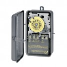 Intermatic T174R - DPST 24 Hour 208-277-Volt Time Switch with 3R Steel Case