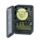 Intermatic T176 - 24 Hour 208-277-Volt Time Switch with Type 1 Indoor Enclosure