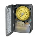 Intermatic T1905E - SPDT 24 Hour 480-Volt Time Switch with 3R Indoor Steel Enclosure