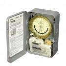 Intermatic T1905HD - Metal Indoor Enclosure - Heavy Duty Industrial Mechanical Time Switch - Indoor Enclosure - 120VAC - 60Hz