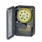Intermatic T2005 - 120-Volt 7-Day Mechanical Time Switch with Nema 1 Indoor Cover