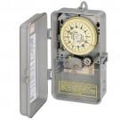 Intermatic T8805P101C - 125V 60Hz - SPST - 15 Amp - 1/2 HP - NEMA 3 Raintight Plastic Enclosure