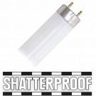 Symban F32T8/Shatterproof - 4ft. - 32 Watt - 2,800 Lumens - 5000K - 800 Series Phosphors