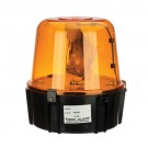 NSI Industries TA47AN5 - All Purpose 360 Degrees Rotating Beacon - Warning Light - 117VAC - For Security Intrusion - Amber