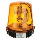 NSI Industries TA52AN5 - Compact Rotating Beacon - Warning Light - 117VAC - Amber
