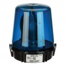 NSI Industries TA52BN5 - Compact Rotating Beacon - Warning Light - 117VAC - Blue