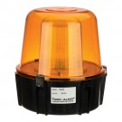 NSI Industries TA94AN5 - Electronic Strobe - Warning Light - 117VAC - For Outdoor - Amber