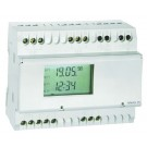 Intermatic Talento891-120 - 365 Day Multi-Function Astronomic Clock - 1 Circuit - SPDT 16Amp - 400 Programs - DIN Rail Mount - 120 VAC