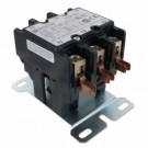 T.C - 3 Pole 40Amp Definite Purpose Contractor Box Lugs - 120V 60Hz Coil