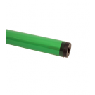 Liteline PAL 48T8-GR - Polycarbonate Fluorescent Protect-A-Lamp - T8 Tube Guard - 48 Inch Length - Green