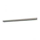 Liteline - 12 Feet - Regular Single Circuit Two wire Track - Brushed Nickel
