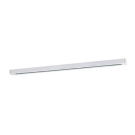 Liteline - 8 Feet - Regular Single Circuit Two wire Track - White