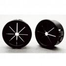 Etlin Daniels UBE1093 - Insulating Bushings - All-Fit Adjustable Series - 100 Packs