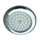 RAB Design UCP-LED-WW - LED Pucklight - 3 Watt - 24V - 231 Lumens - 3000K Warm White - Surface Mount Recessed