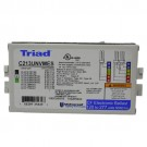 "Universal Triad C213UNVMES - CFL 13 Watt - 4 Pin - 120-277V - Multi Exit With Studs (2"" On Center)"