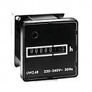 Intermatic Grasslin UWZ48-24U - Screw Terminals, 24v, 60hz Ac Hour Meters Surface Mount
