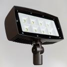 RAB Design VFL5-LED300-A-5K-W-BRZ-PC-SF - LED Floodlight - 310W - 120V - 33027Lm - 5000K Daylight - Wide - Bronze Finish - Photocell - Slip Fit